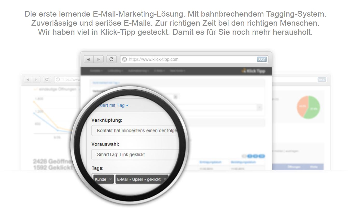 E-Mail-Marketing-Lösung
